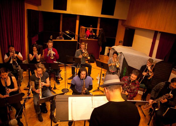 RRCME in Studio